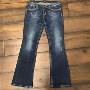 Rerock for express jeans size 10